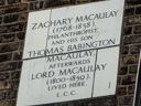 Macaulay, Zachary - Macaulay, Thomas Babington (id=1384)